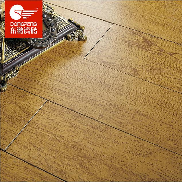 东鹏瓷砖 质木 仿木纹卧室地砖实木地板砖防滑瓷砖仿古砖
